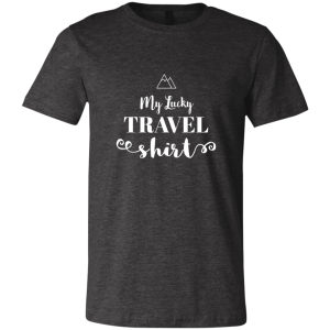My Favorite Travel Shirt