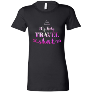 My Lucky Travel Shirt – Women