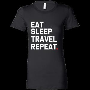 Travel Routine Shirt – Women